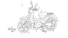 Honda EV-Cub patent is the electric Super Cub we've been waiting for
