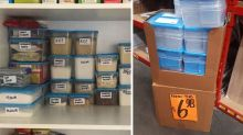 Parents are loving this $7 food container set from Bunnings