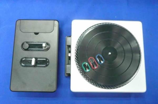 DJ Hero gets sized up by Mixmaster FCC