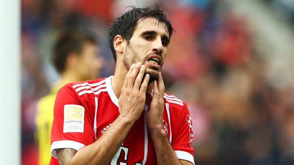 """Bayerns Javi Martinez: """"Ich brauche diese Müdigkeit"""""""