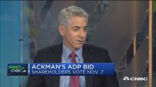 Activist investor Bill Ackman blasts ADP as 'very inefficient' as board battle comes to a head
