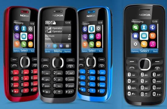 Nokia's new 110 and 112 dual-SIM phones are cheap and chatty (video)