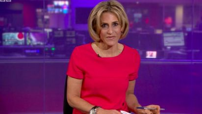 'Extraordinary' Newsnight opening praised by viewers