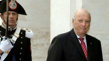 Norwegens König Harald aus Krankenhaus entlassen
