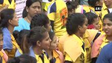 Watch: Govindas form massive human pyramid for Dahi Handi ritual in Mumbai's Dadar