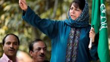 India frees Mehbooba Mufti after more than a year in detention