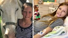 'Unbelievable': Eleven-year-old girl's 'inoperable' brain tumour vanishes