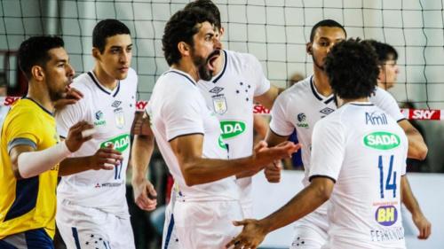 Sada Cruzeiro e Brasil Kirin se enfrentam na semifinal da Superliga