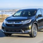 Honda extends warranty for CR-V and Civic due to engine problems