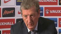 Hodgson: England not one World Cup favourites