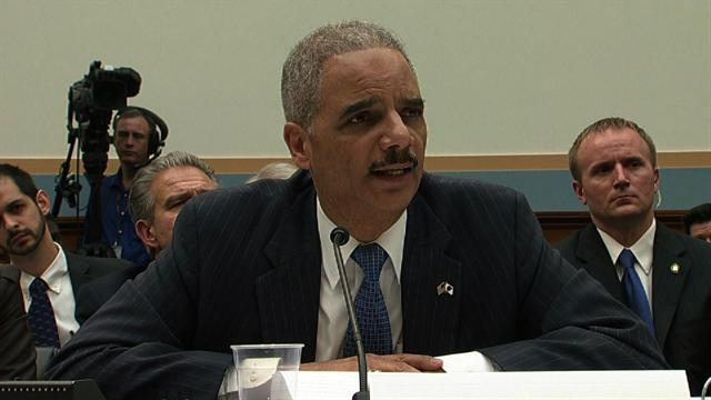 Holder: My phone records were examined, too