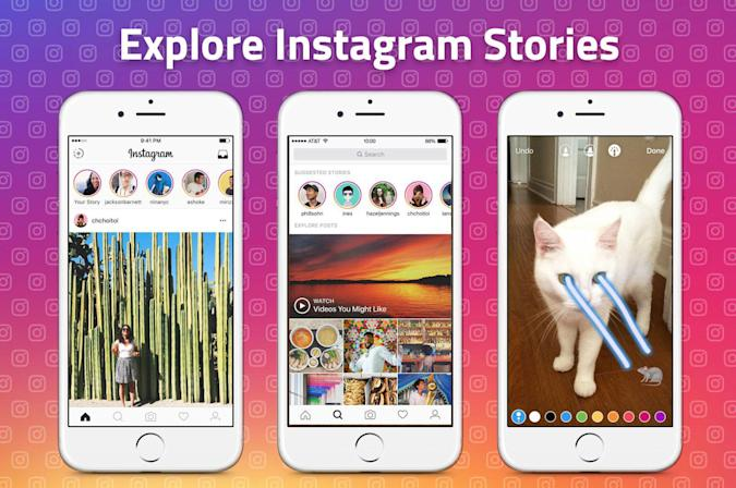 Instagram's latest Stories feature is ads
