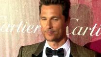 Matthew McConaughey Donates $135,000 to Foundation
