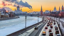 Russian ETFs Hit 52-Week High as US Sanction Fears Ease