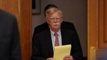 U.S. security adviser Bolton meets South Korean officials, seeks stronger ties