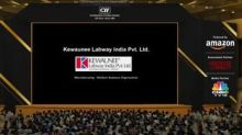 Kewaunee International Group Receives Customer Centricity Award by CII (Confederation of Indian Industry)