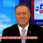 'We're working toward' avoiding war with Iran: Pompeo