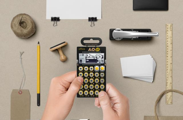 Teenage Engineering's new pocket synths mine the sounds of the '80s