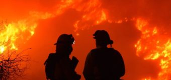 New evacuations as California fire flares up