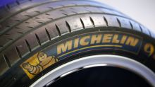 Tyre maker Michelin to buy telematics group Masternaut
