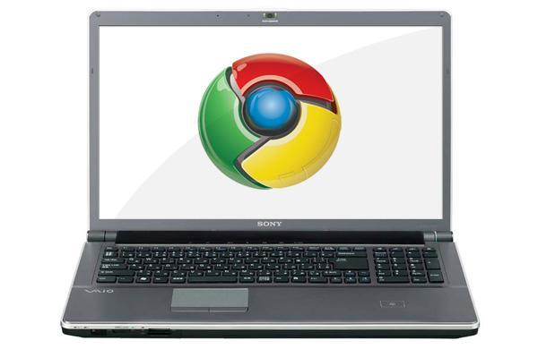 Sony adopts Chrome as default browser for VAIO line