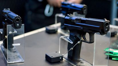 Company gives employees handguns for Christmas