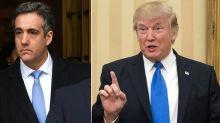 Renuncia o destitución, el clamor por las nuevas revelaciones sobre Trump