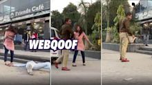 Shooting Scene From a Web Series Passed Off as 'Murder' in Karnal