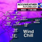 AccuWeather: Frigid air to challenge cold temperature records