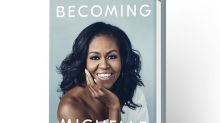 The hidden reason why Michelle Obama might be showing skin on the cover of her memoir