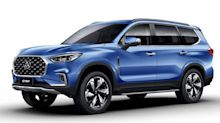 MG Gloster SUV to come with a four-wheel-drive system