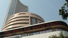 Sensex touches fresh high, then slumps 416 points on tepid Q3 results, profit-booking