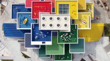 Así es la soñada Casa LEGO que abrió sus puertas en Dinamarca