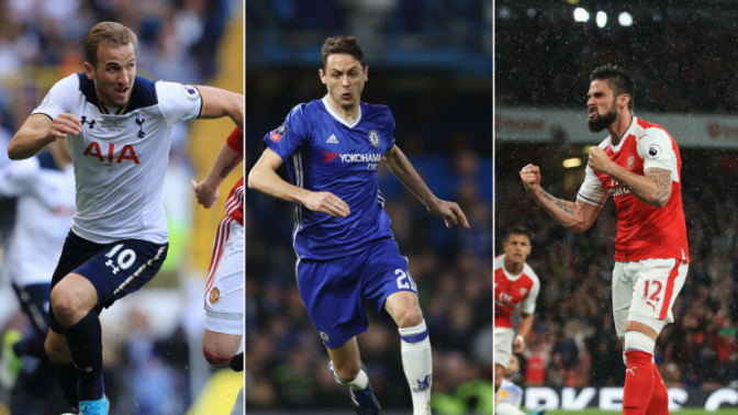 Gossip: West Ham 'target record Giroud deal', Tottenham 'won't pick up phone' for Kane bids