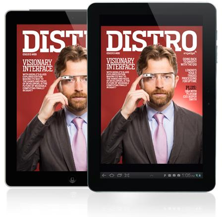 Distro Issue 89: With Google Glass, is the future of wearable computing finally in sight?