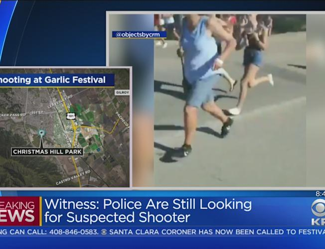 Christmas Hill Park Shooting.Gilroy Garlic Festival Shooting Police Say 3 Dead 12 Injured