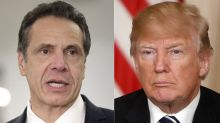Cuomo says after U.S. blunders on coronavirus tests, New York will do its own