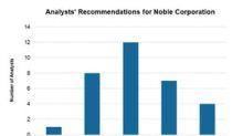 Credit Suisse Downgraded Noble in Week 22