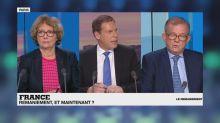 France : remaniement et maintenant?