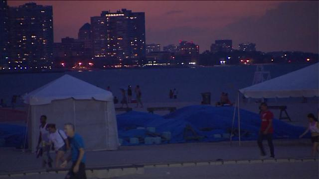 Young girl rescued near Montrose Harbor in critical condition