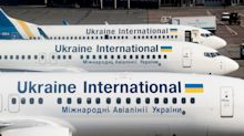 A Ukrainian airline banned a passenger for life after she opened a jet's emergency exit door and walked around on the wing