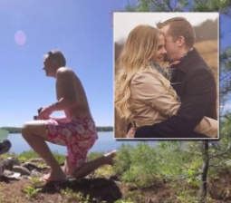 Woman Digs Up Time Capsule Buried 5 Years Ago to Find Boyfriend's Proposal: 'I Could Not Believe Him'