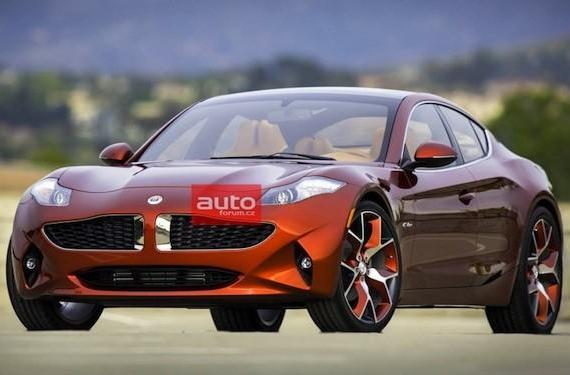 Fisker Nina / Atlantic gets unofficially pictured in official form