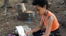 BIPOC girls camp building community from an early age