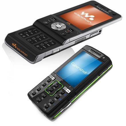 Sony Ericsson gets official on the W910 and K850