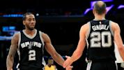 Ginobili frustrated, skeptical on Leonard status