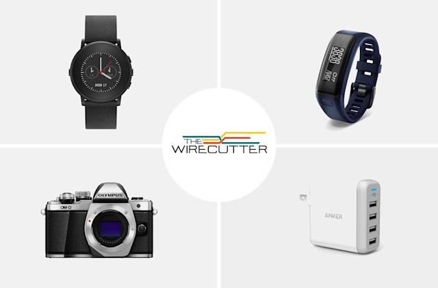 The Wirecutter's best deals: The Pebble Time Round