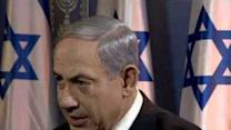 "Netanyahu Tells Gazans: ""Hamas Wants You to Die"""