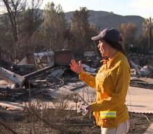 Weather conditions improving but critical fire conditions still exist in California
