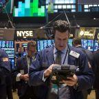 GLOBAL MARKETS-Stocks fall despite Wall St stimulus hope; dollar dips